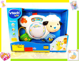 vtech baby lullaby music and light up baby lamb interactive
