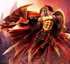 Gods Of War by Ares The God Of War