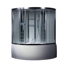 ariel platinum 59 in x 89 in x 59 in steam shower enclosure kit ariel platinum 59 in x 89 in x 59 in steam shower enclosure