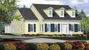 Hip Roof Ranch House Plans Cape Cod Home Plans Cape Cod Style Home Designs From Homeplans Com