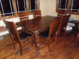 Used Dining Room Furniture Osborne Table Slides Used To Extend Knotty Alder Table Osborne