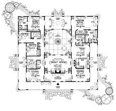 mediterranean style house plan 4 beds 3 50 baths 3163 sq ft plan