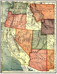 Arizona Us Map by United States Digital Map Library About