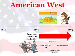 American West GCSE homework help     reportz   web fc  com FC