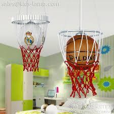 Luxury Kids Room Sports Basketball Drop Ceiling Lights Kidslampcom - Kids room lamp