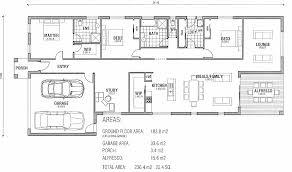 contemporary modern floor plans plan 14633rk master on main