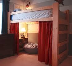 Wood Loft Bed Plans by Best 25 Loft Bunk Beds Ideas On Pinterest Bunk Beds For