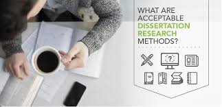 Dissertation research