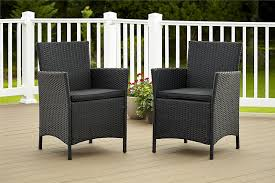 Wicker Resin Patio Furniture - amazon com cosco dorel industries outdoor jamaica resin wicker