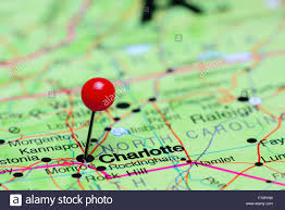 Charlotte Usa Map by Maps Charlotte Chamber United States Of America Usa Free Map Free