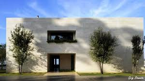 small modern concrete houses youtube