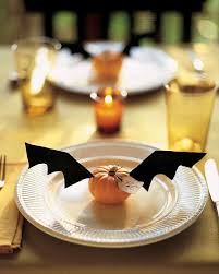 halloween table cloth halloween centerpieces and tabletop ideas martha stewart
