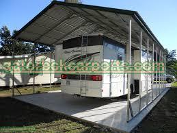 gatorback carports u2013 rv carports rv covers rv garages