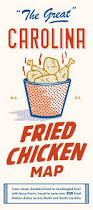 Raleigh Zip Code Map by Looking For Carolinas Fried Chicken There U0027s A Map For That