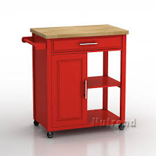 red kitchen island tags cabinets take center stage in this