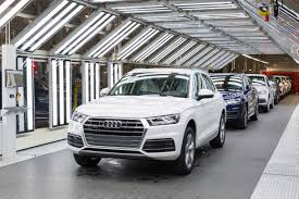 audi opens mexico plant to build new q5 suv