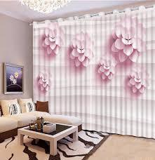 Elegant Kitchen Curtains by Online Get Cheap Flower Kitchen Curtains Aliexpress Com Alibaba