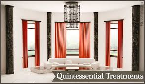 revamp your home with these breathtaking bow window treatments drapes or valances or even blinds for that matter are an idyllic addition to any set of bow windows they add grandeur to a room if you opt for plush