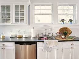 Kitchen Glass Backsplash Ideas Kitchen Houzz Kitchen Backsplash Ideas Best Backsplash For White