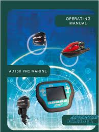 ad100pro marine manual