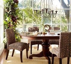 tivoli extending pedestal dining table tuscan chestnut stain