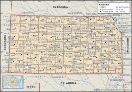 Southwest Colorado Map by State And County Maps Of Kansas