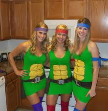 Halloween Ninja Turtle Costume 30 Halloween Costumes Friends