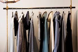 Bedroom Wall Unit Closets 10 Clothes Storage Ideas When You Have No Closet