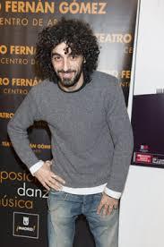 El actor Javier Rojas también quiso acudir al Teatro Fernán Gómez - el-actor-javier-rojas-tambien-quiso-acudir-al-teatro-fernan-gomez