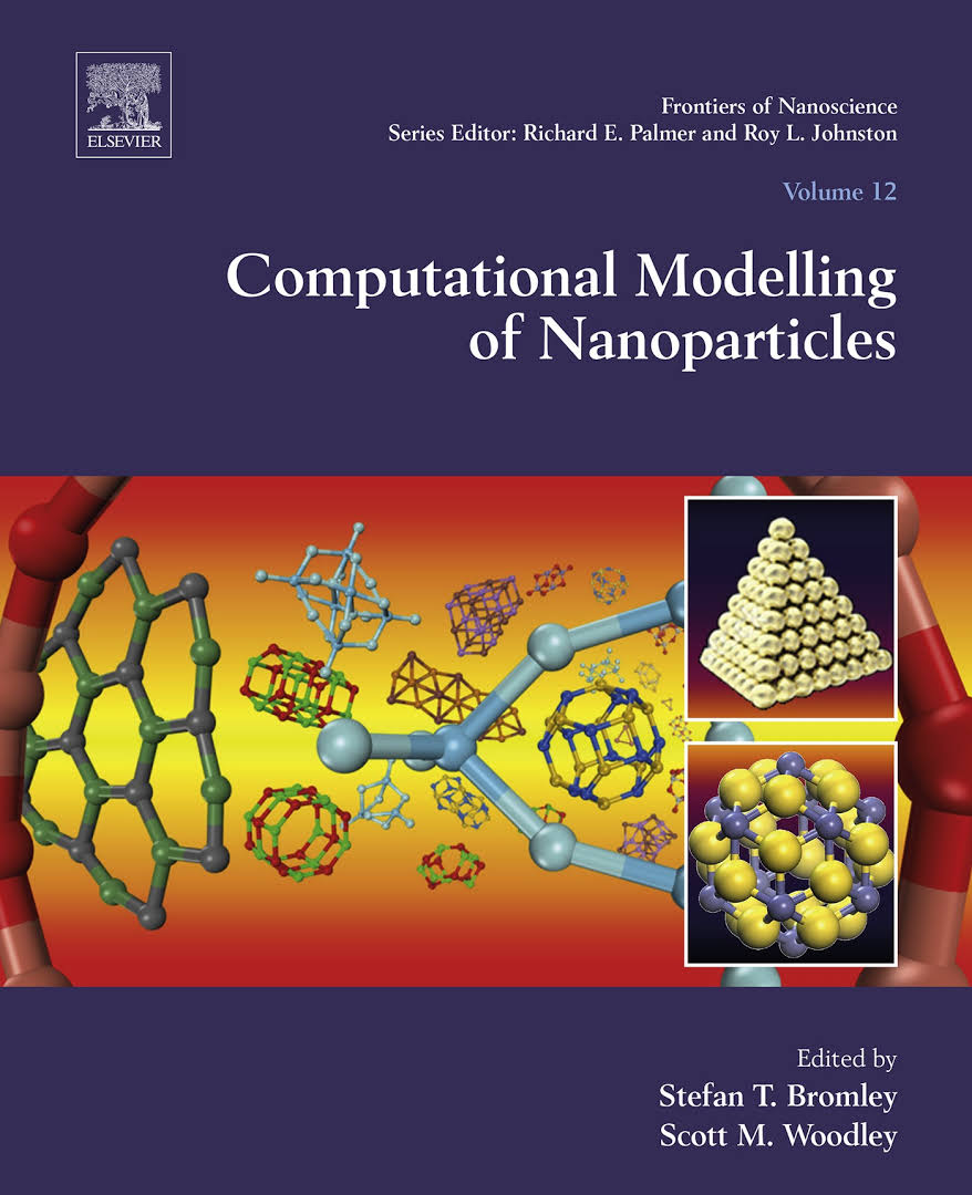 Image result for Bromley Nanoclusters book