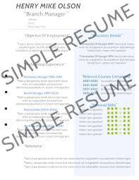 how to write a resume for free simple resume template 39 free samples examples format examples how to write a simple resume sample inspiration decoration sample of simple resume