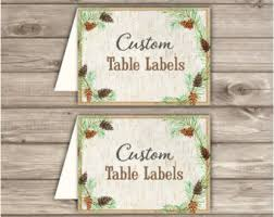 holiday food labels etsy