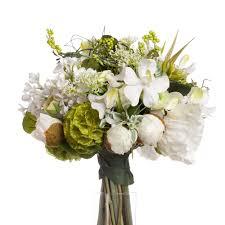 composition florale haute trousselier