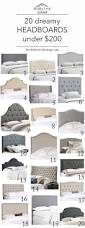 best 20 headboards ideas on pinterest wood headboard reclaimed dreamy upholstered headboards you can actually afford