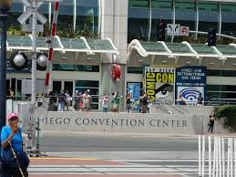 San Diego Convention Center Floor Plan by Portrait Of The Artist What Comic Con Dreams Are Made Of