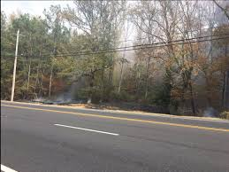 Wildfire Containment by Crews Battling Uncontained Wildfire In Oneonta Area Near Palisades