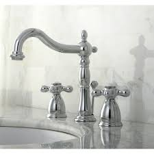 Bathroom Faucet Installation by Veneto Widespread Lavatory Faucet