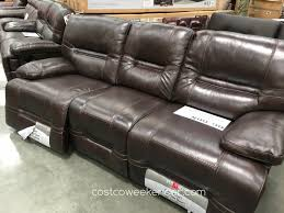 Costco Living Room Brown Leather Chairs Furniture Couches Costco Costco Sectional Twin Sofa Sleeper