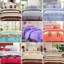 Cheap King Size Bed Sheets Online India New Printing Bedding Set Fashion Bed Sheet Duvet Cover