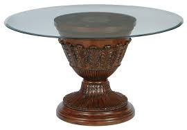 Round Wooden Table Top View Millennium Ledelle 54