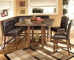 creative decoration corner dining room tables enjoyable design