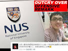 Netizens outraged over PRC student's alleged remark - inSing.