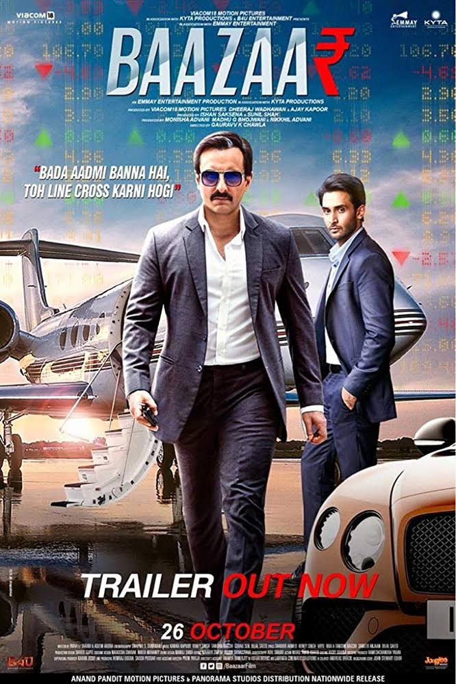 Image result for Baazaar (2018 )