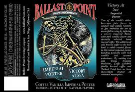 Beer Review: 'Victory at Sea' by Ballast Point Brewing | Beer Alien