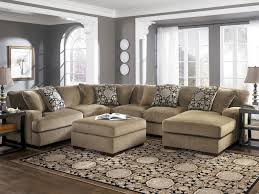 Sleeper Sofa Chaise Lounge by Couch With Chaise Lounge Adorable Brown Chaise Sofa With Cushions
