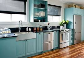 Custom Kitchen Cabinets Toronto by Kitchen Cupboards Get Custom Paint For Real Teal Appeal Toronto Star