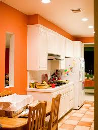 fresh orange kitchen interior design beautiful style places to