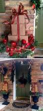 Christmas Decorations Diy by Best 25 Diy Outdoor Christmas Decorations Ideas On Pinterest