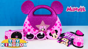 Minnie Mouse Toy Box Disney Minnie Mouse Popstar Minnie Purse Fun Toy Review Toy