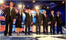 Seven Republican candidates